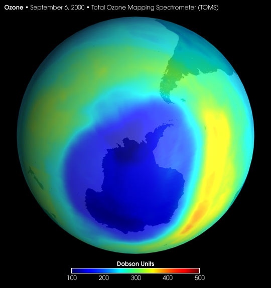 Ozone Reduction