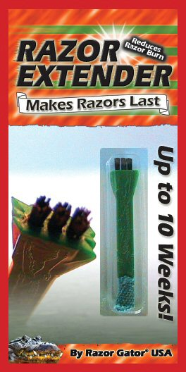 Razor Gator - Buy Now